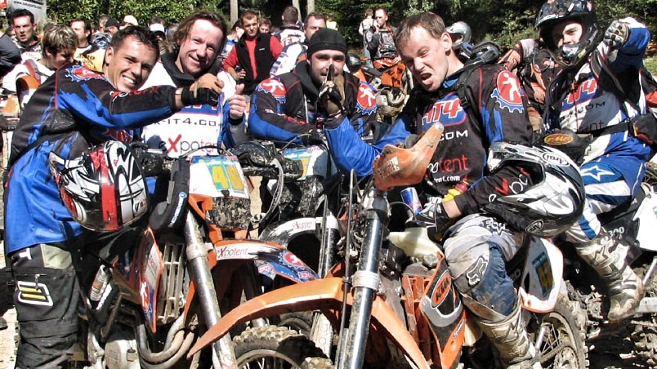 X-IT4 Enduro Racing Team 2007 | Photo: Iris