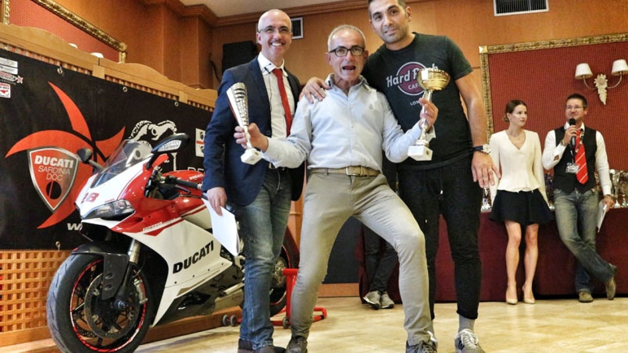 DUCATI Sardinia DOC - Festa di inizio anno 2018 | Photo: Armin Hoyer - arminonbike.com