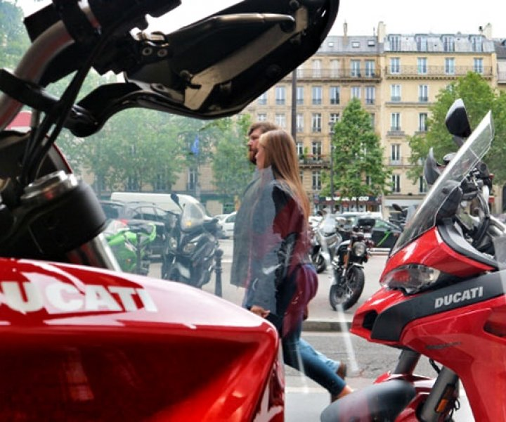 DUCATI Paris | Photo: Armin Hoyer - arminonbike.com