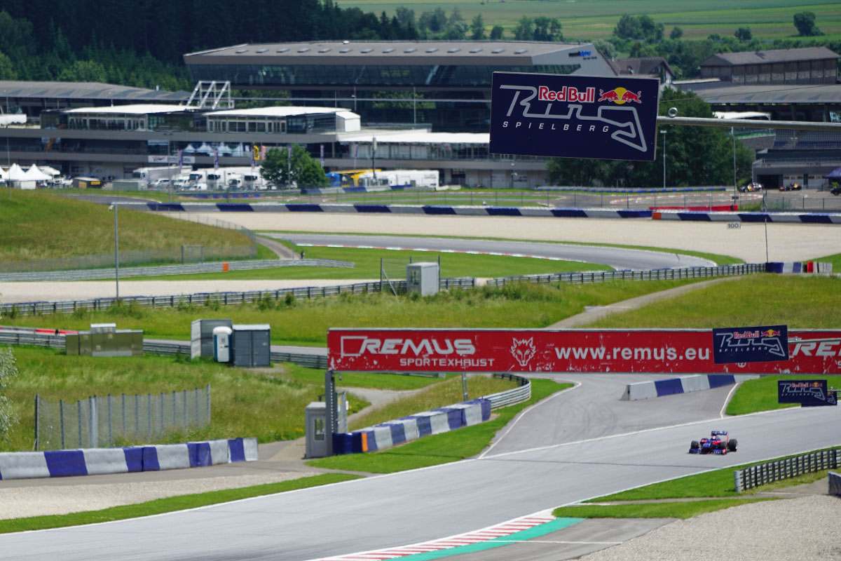 044f46d4c36 Premiere at Red Bull Ring