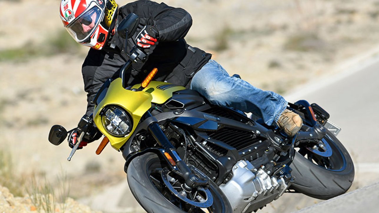Armin on Livewire | Photo: Harley-Davidson